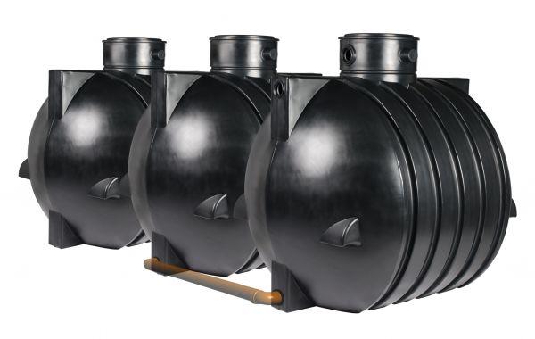 """Zisterne """"Ozeanis"""" 18.000 Liter"""