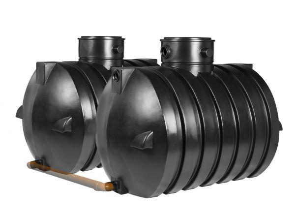 """Zisterne """"Smart"""" 8000 Liter"""