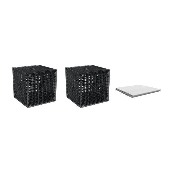 """Sickerbox """"AQa.Line"""" - Erweiterung-Set 410 L bis 1230 L"""